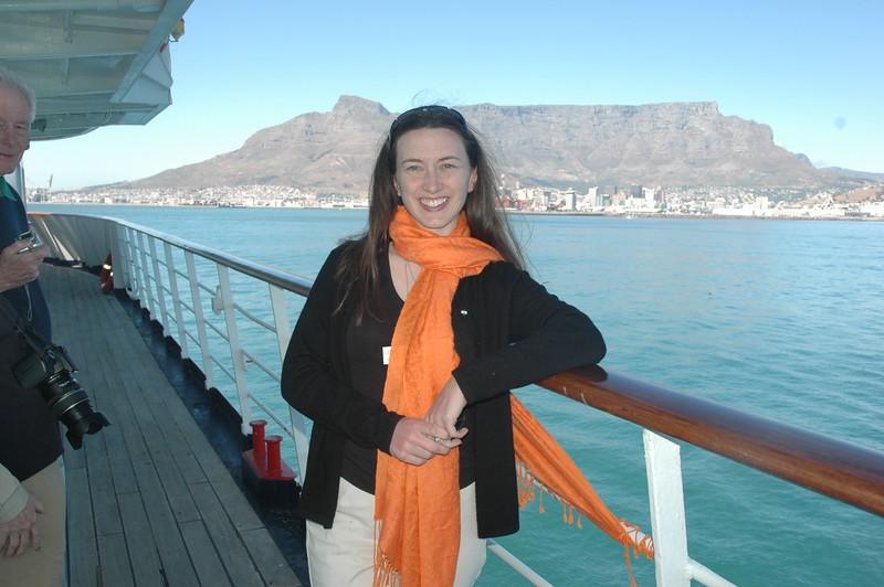 Cape Town - Leslie Rowley