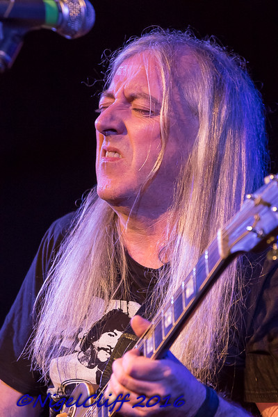 Gerry Quigley And The Nomadic Druids-Robin 2 (02.11.2016)