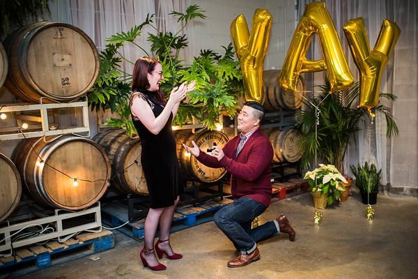 Lia + Jeffrey: Proposal