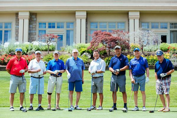2019 Golf Foursomes