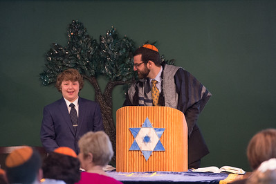 Solomon Bar Mitzvah