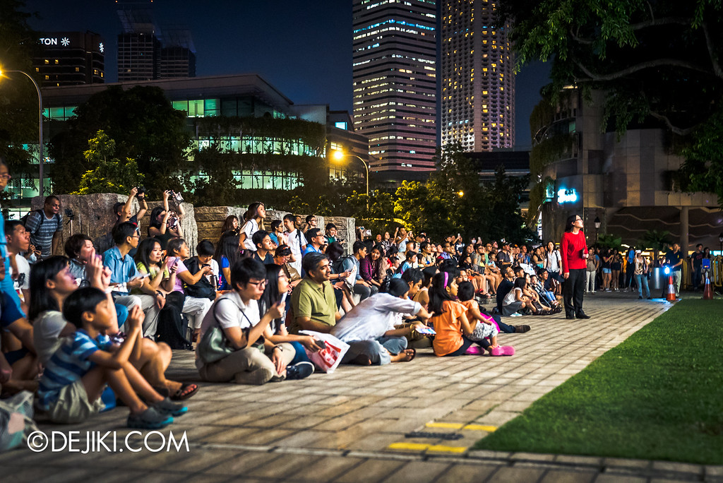 Night Festival 2016 - Visitors at National Museum