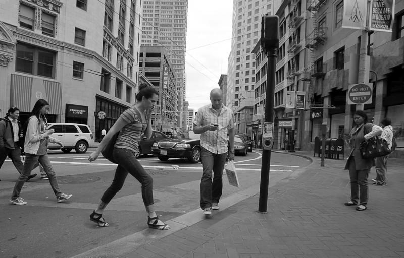 Tuesday, April 5, 2011 in San Francisco, Calif.  (Jason Halley/ProPixelographer)