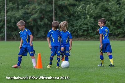 Voetbalweek 2015
