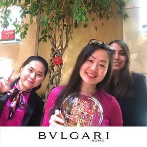 Bulgari Lunar New Year's Party