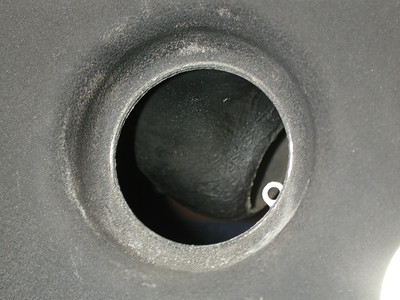 Clock to Oil Pressure Gauge