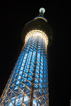 Day 5 - Asakusa and Skytree
