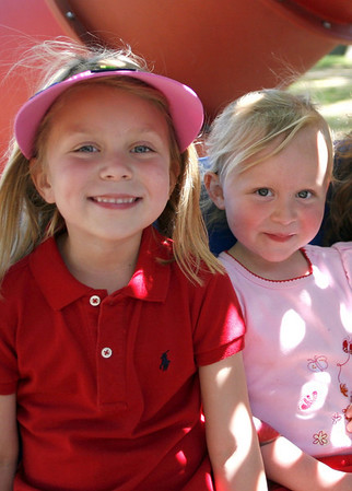 Allison's Spring Parade/Ashley's Preschool Picnic