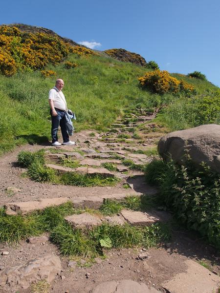 Precarious Steps