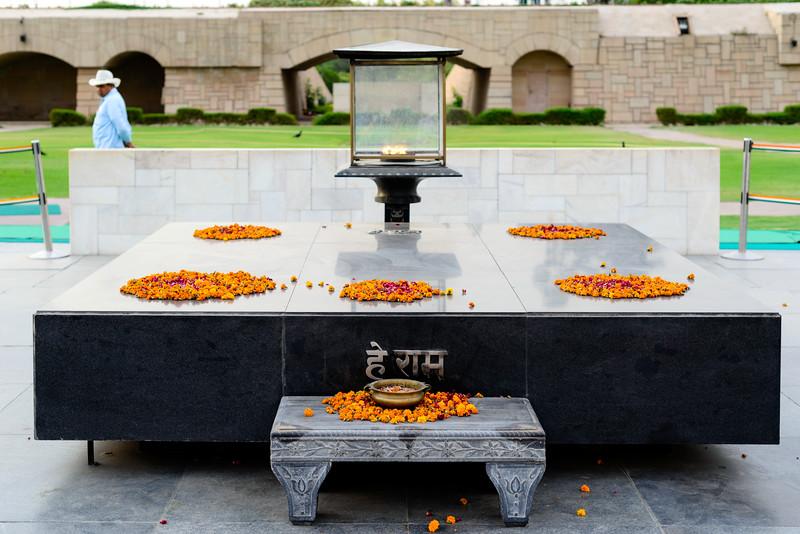 Tomb Of Mahatma Gandhi