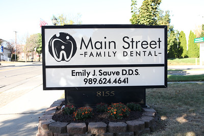 Main Street Family Dental, Dr. E, Sauve DDS