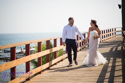Amy and Tony - El Oceano, Mijas costa
