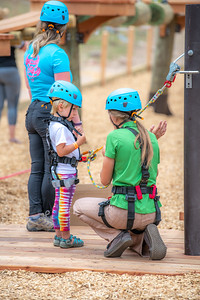 Children's Adventure Park And Lodges