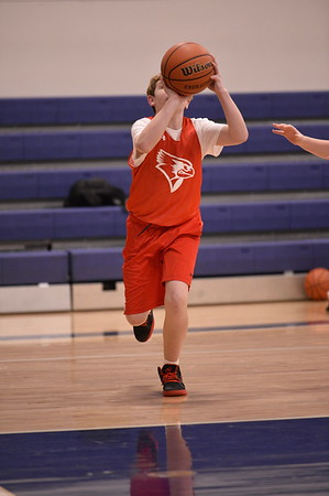 FWC Basketball MS 8th  12-18-2020
