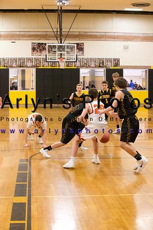 Boys Basketball vs Orono