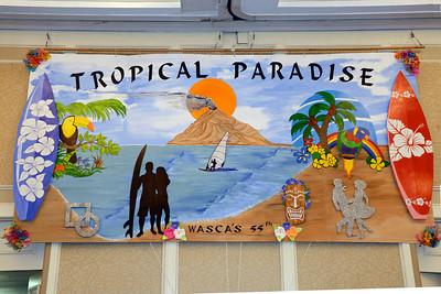 2014 55th Esc To Tropical Paradise