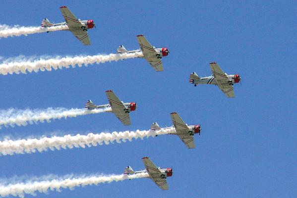 Memorial Day, Air Show at Jones Beach - May 25, 2008