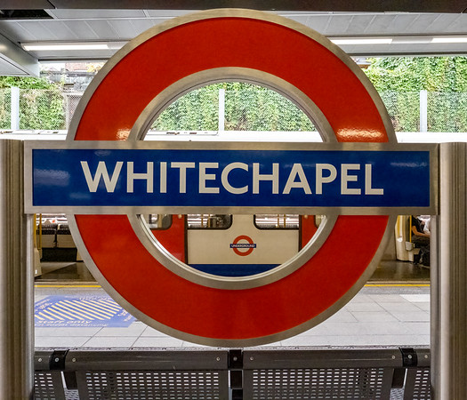 Whitechapel Station - Remade for the 21st Century