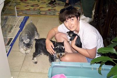 Lilzy's Pups 2001
