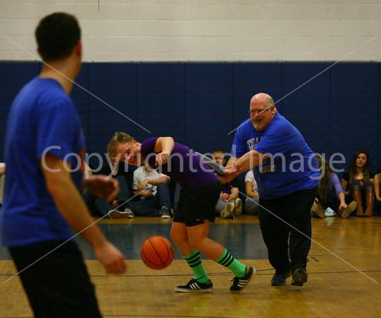 Senior Staff Basketball 2014