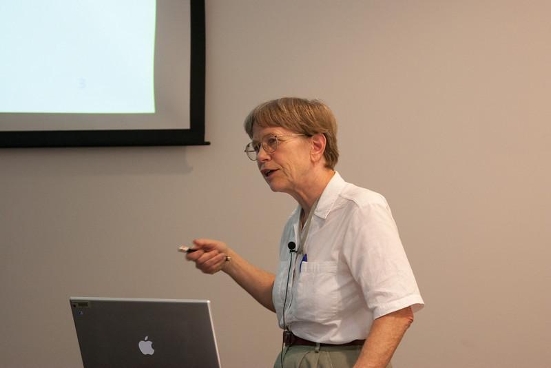 Jean Swank -- Celebration of Peter Serlemitsos' 50 years at NASA/Goddard Space Flight Center (Sept 2011)