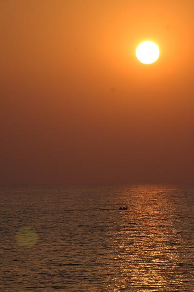 Sunset at Palolem