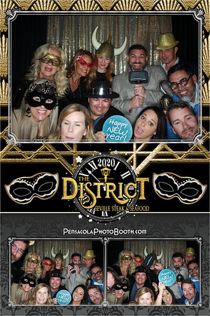 The District's New Year's Eve Party 12-31-2019