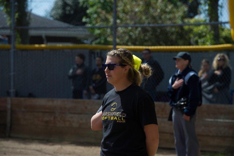 2014 MHS SOFTBALL vs DOUGLAS