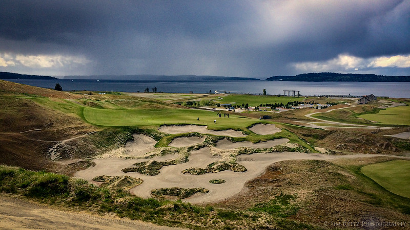 Chambers Bay Golf Club - University Place, Washington