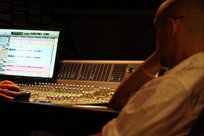 Recording July 2010