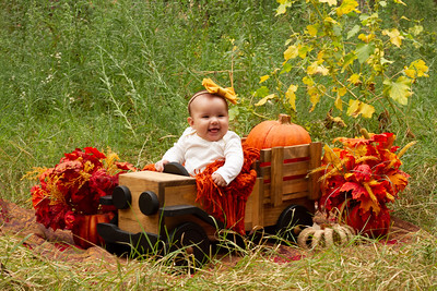 Charlotte~ Happy Fall Baby