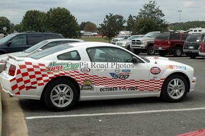 Talladega Race week 10/07 - Arca - Truck - Cup