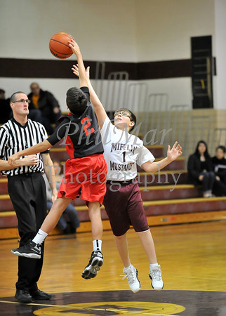 Governor Mifflin VS St. Catharine 6th Grade Boys Basketball