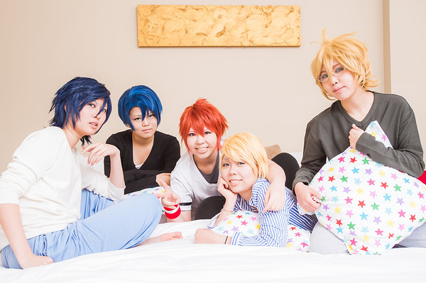 Utapri Pajamas (24 Jun 12)