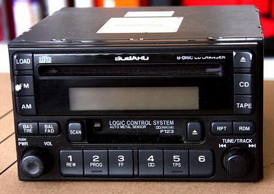 2002 OEM WRX Stereo
