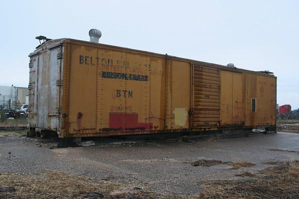 Belton Railroad Company Box Car