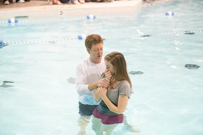 Baptism February 9, 2014