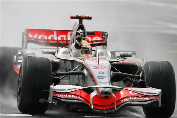 F1 Silverstone 2008