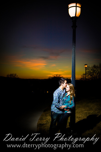 Memory Grove Engagements by David Terry Photography
