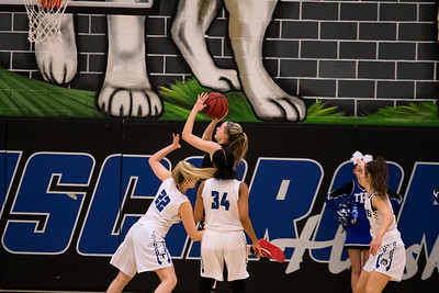 Girls Basketball: Tuscarora 52, Heritage 50 by Derrick Jerry on January 10, 2020