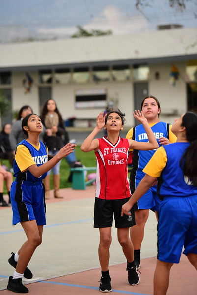 SFR Girls basketball Jan '20