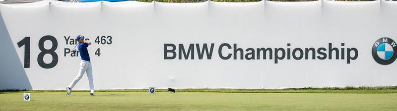 2018 BMW Championship -- Tournament Play