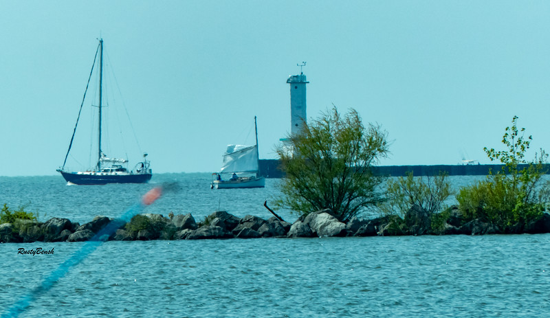 Great Lakes area/lighthouses