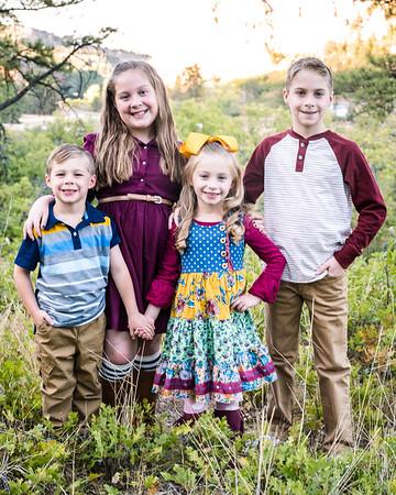 Moats Family 2018