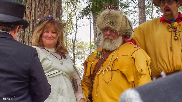 2003-05-03 Hank & Janetta Wedding