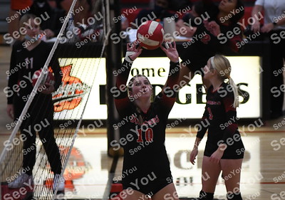 Ames Vs Fort Dodge Volleyball