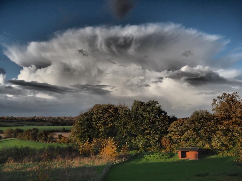 Autumn anvil
