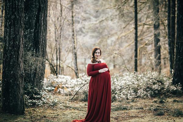 A+C Maternity Shoot