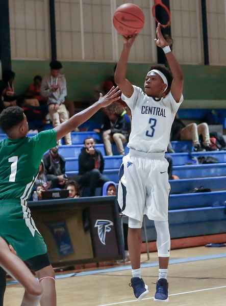 PG County Basketball: Surrattsville vs Central