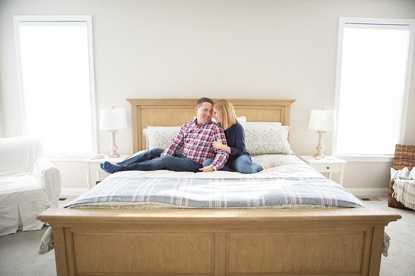 Betsy and Bryce - New home 2019